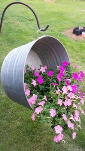 Lassen Sie sich von diesen fantastischen Gartenideen inspirieren, in die Sie sich verlieben werden – Garten Dekoration
