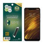 Promocao Capa Silicone Transparente Celular Xiaomi Phocophone F1