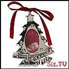 Babys 1. Weihnachten – Dekoration – Silber Wandbehang Bilderrahmen – Wählen Sie,  #Babys #Bil…