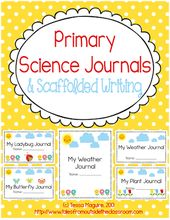 Science Journals and BOGO! | Tales from Outside the Classroom 2