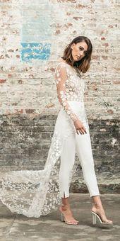 Neue Rime Arodaky Brautkleider für 2018 ★ Mehr sehen: Hochzeitskleider … #br …