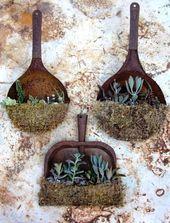 95 Rostige Garten Deko Ideen Fur Ein Charmantes Vintage Ausseres Charmantes Ein Fur Gart Rusty Garden Unique Garden Art Garden Deco