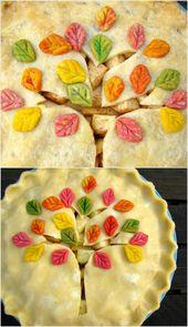 Kreative Kuchen-Krusten-Design-Ideen, damit Sie versuchen   – fair ideas