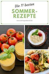 Recipes, summer, vegan, gluten-free