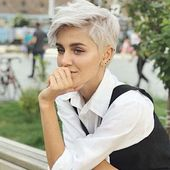 43 Lovely Short Hair Ideas For Women