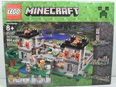 LEGO Minecraft Das Festungsbaukasten, 21127 !! 984 Siegel im Ruhestand   – Lego Ideen