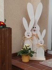 36+ artisanat et idées de Pâques pour vous inspirer   – DIY Craft Ideas