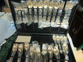 Found on EstateSales.NET: silver cutlery set – #Cu…