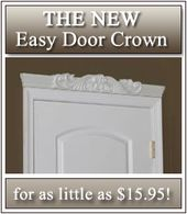 Pin By Melanie Roberts On Products I Love Easy Crown Molding Faux Crown Moldings Crown Molding