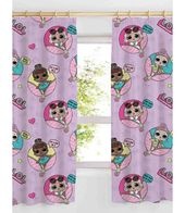 "LOL Surprise Glam Curtains 72 ""Tropfen   – Girls room ideas – #Curtains #girls #… – LoL Dolls"