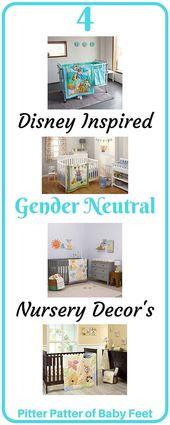 4 Disney Gender Neutral Nursery Decor Themes To Inspire You –