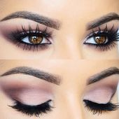 Like Rock Makeup for Brown Eyes (Makeup Ideas & Tutorials – Wedding – #amp #eyes #brown #for #wedding