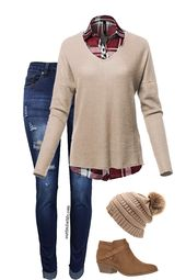 Casual Fall - Outfits fürs Leben