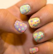 Entzückende Ostern-Ei-Nagel-Kunst Ideas_13 #easternail #easternails   – easter nails