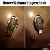 Photo of Schönes Weihnachtsgeschenk .. | Lustige Bilder, Sprüche, Witze, echt witzig