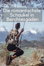 Schaukeln in Berchtesgaden