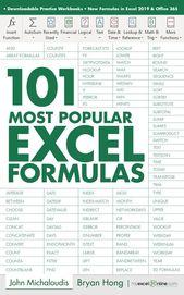 Learn Microsoft Excel Tip101 Most Popular Excel Formulas