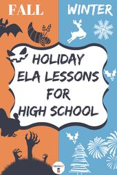 Fall Lesson Plans and Winter Lesson Plans
