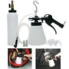 Pneumatic Brake Fluid Bleeder Kit Car Air Extractor Clutch Oil Bleeding Tool 1L