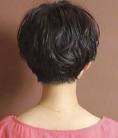 10+ nouvelles idées coupes de cheveux courts pour cheveux épais 2020   – Style