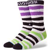 Stance Passion LK Lizard King Socks – Black