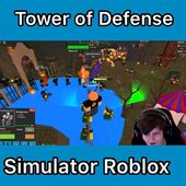 Roblox Tower Of Defense Simulator And Frankie Has An Exclusive Code For A Halloween Skin In The Video He Is Joined By Friends Roblox Roblox Gameplay Game Pass