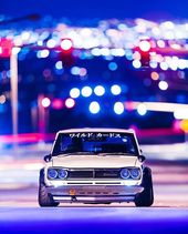 Nissan Skyline GT-R 1976   – CAR