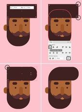 Illustrator Shortcuts  How to Draw a Flat Designer Character in Adobe Illustrator