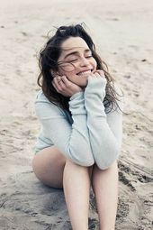 WSJ Journal March 2014 Emilia Clarke by Lachlan Bailey