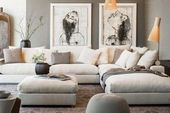 50 Design de mobilier de salon de canapé moderne – Blog d'accessoires de maison