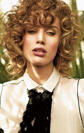Locken Kurzhaar Luxury Kurzhaar Locken Frisuren Damen O – #damen #frisuren #kurzhaar #locken #luxury –