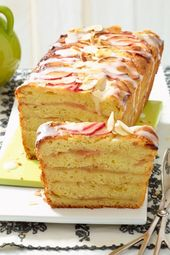 Juicy and tasty: the apple layer cake  – Rezepte Kuchen