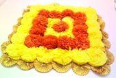 Arihant Kreationen – Kunstblumenmatte | Diwali Dekoration | blume rangoli auf le…