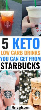 Keto Starbucks Drinks: 5 Drinks To Keep You In Ketosis   – Keto Diet