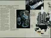 Der Toyota Celica Supra der zweiten Generation wird leistungsstärker und leistungsstärker   – toyota celica supra mk2