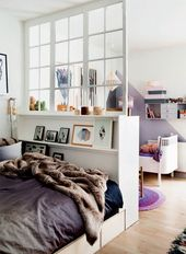 4 Rooms in 1: How a Scandinavian Space Multitasks — Bolig Liv (Apartment Therapy Main)