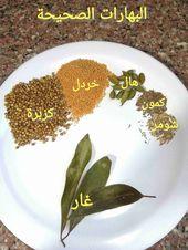بهارات الكاري زاكي Recipe Food