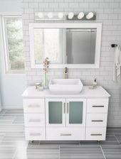55 Stunning Farmhouse Bathroom Mirror Design Ideas And Decor 25 Googodecor Nailsart Fas Farmhouse Bathroom Mirrors Bathroom Mirror Design Bathrooms Remodel