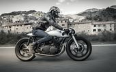 Download Hintergrundbilder Yamaha XSR900, Tuning, 4k, 2018 Fahrräder, Fahrer, Superbikes, neue XSR900, Straße, japanische Motorräder, Yamaha   – Motorcycles Wallpapers