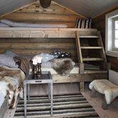 Vous aimez les lits en mezzanine ? Trouvez votre bonheur à travers ces 33 photo…
