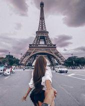 FOTOS, DIE SIE AUFNEHMEN SOLLTEN, WENN SIE NACH PARIS GEHEN …