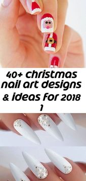 #Art #Christmas #Designs #Ideen #Nageldesigns #Nail