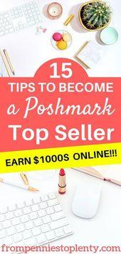 15 Weitere Tipps, um ein Verkaufsschlager bei Poshmark zu werden – Poshmark Tips and Strategies