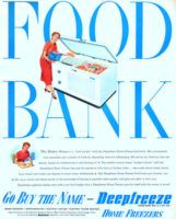 Deepfreeze Home Freezers 1950 Ad Via Advertisementgallery Old Ads Old Magazines Vintage Ads