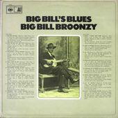 Big Bill Broonzy Big Bill S Blues At Discogs Tour Posters Bills Big