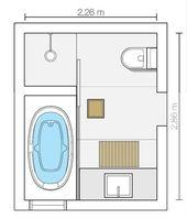 Cinco banheiros feitos para relaxar
