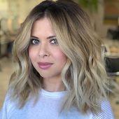 Mehr als 40 fabelhafte Frisuren für runde Gesicht…