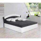 Bett Caden Komfort-Liegehöhe 55 cm mit Stauraum, …