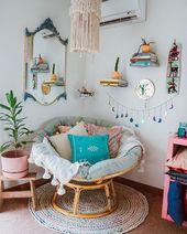 20+ Inspiring Reading Room Decor Ideas To Make You Cozy   – Home Decor – #cozy #…