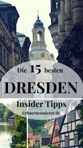 Dresden Insider Tipps: 15 alternative Orte abseits der Touristenmassen